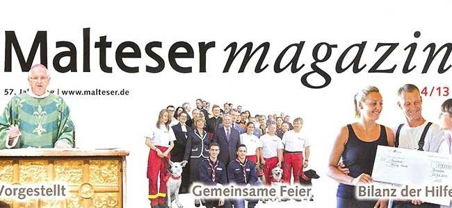 Malteser Magazine